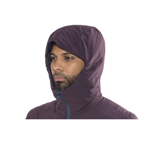 Salomon Drifter Hoodie Men Maverick/Night Sky